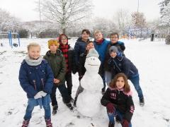 Spaß im Schnee _11