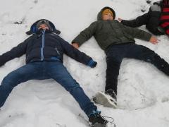 Spaß im Schnee _13