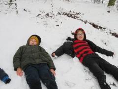 Spaß im Schnee _14