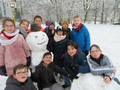Spaß im Schnee _16