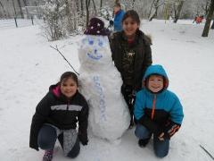 Spaß im Schnee _17