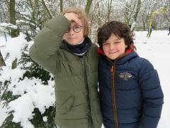 Spaß im Schnee _19