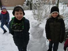 Spaß im Schnee _2