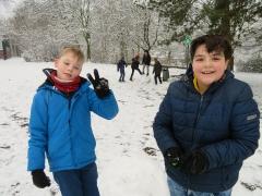 Spaß im Schnee _8