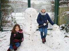 Spaß im Schnee _9